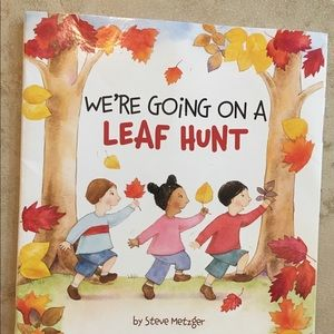Going on a leaf hunt book